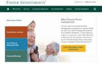 Ken Fisher Investments Website Screenshot