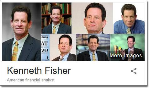 Ken Fisher of Ken Fisher Investments