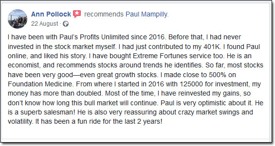 Paul Mampilly Review 2