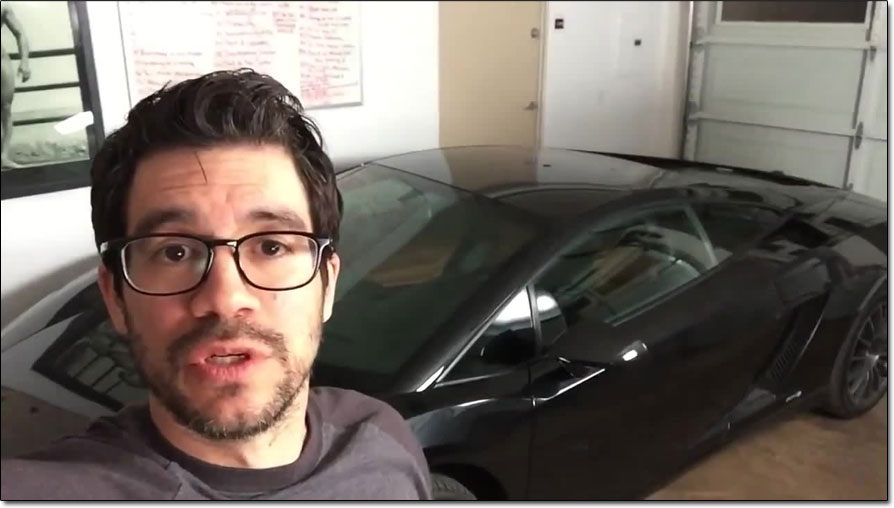 Tai Lopez Lamborghini