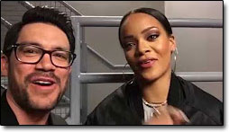 Tai Lopez Rihanna