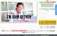 1K Daily Profit Website Screenshot