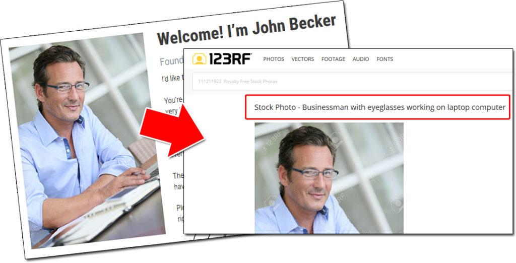 John Becker Fake